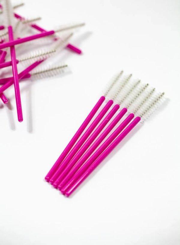 mini brushes for eyelashes