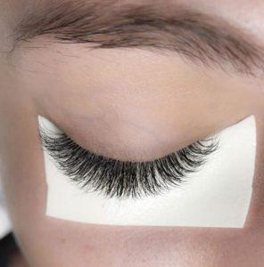 eyelash extensions ρόδος
