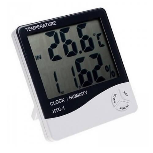 θερμόμετρο- υγρασιόμετρο