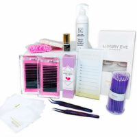 kit for eyelashes one by one