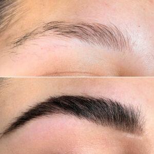 τι είναι το brow lamination