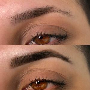 eyebrows rhodes